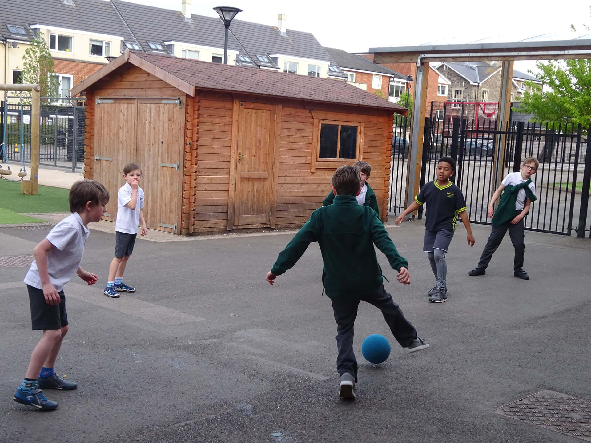 Ashley Down After School Club - Brunel Field
